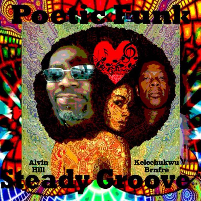 Poetic Funk Steady Groove cover art