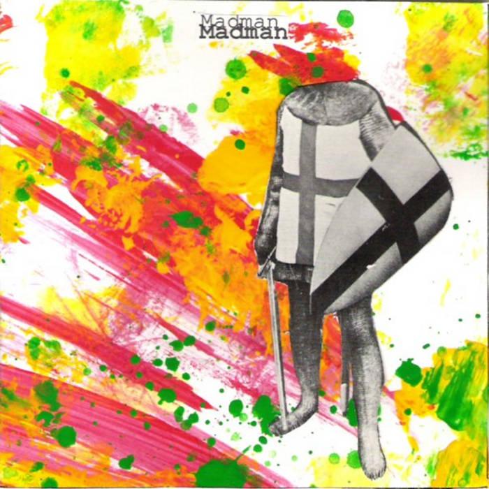 Madman cover art