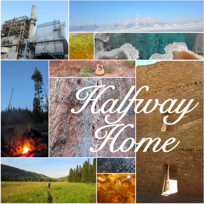 Halfway Home (Single) cover art