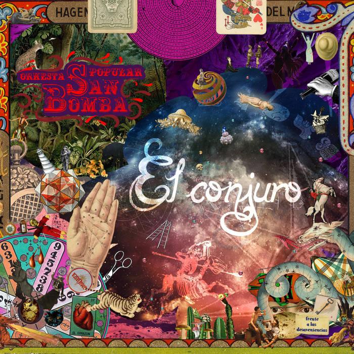 El Conjuro cover art