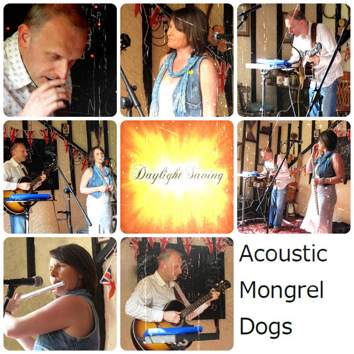 Acoustic Mongrel Dogs cover art