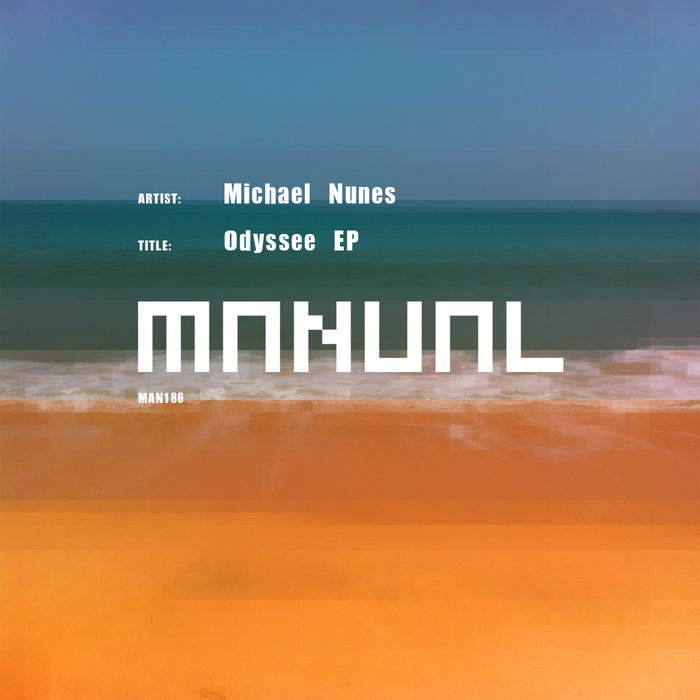 Odyssee EP cover art