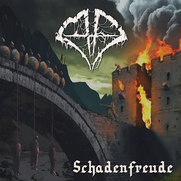 Schadenfreude cover art