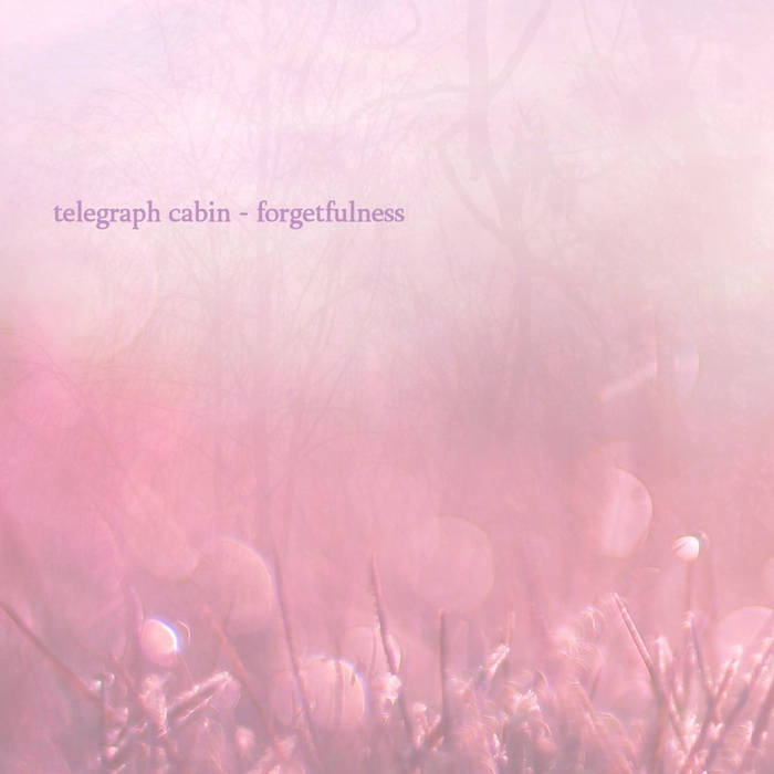Forgetfulness EP cover art
