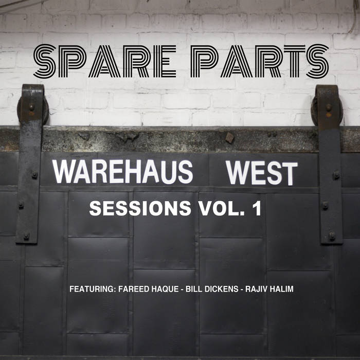 Warehaus West Vol. 1 cover art