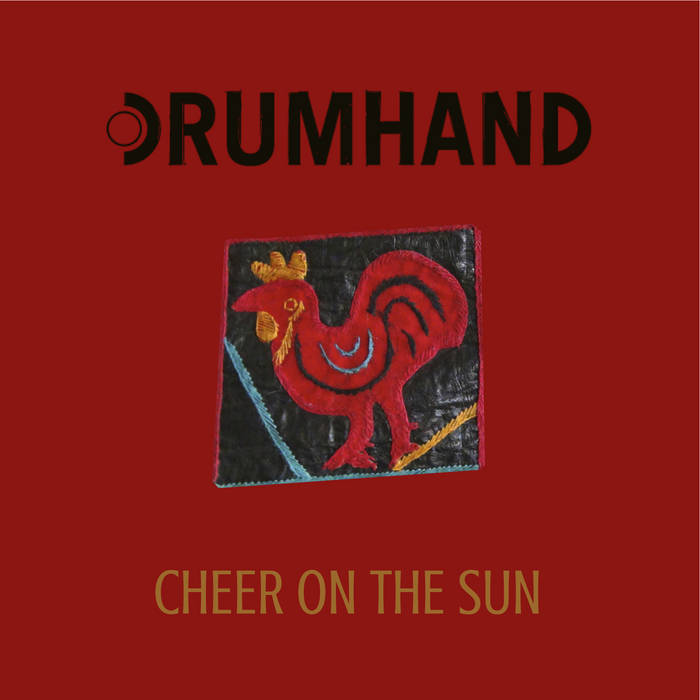 CHEER ON THE SUN cover art