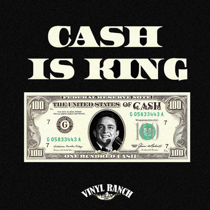 Cash Is King Mixtape cover art