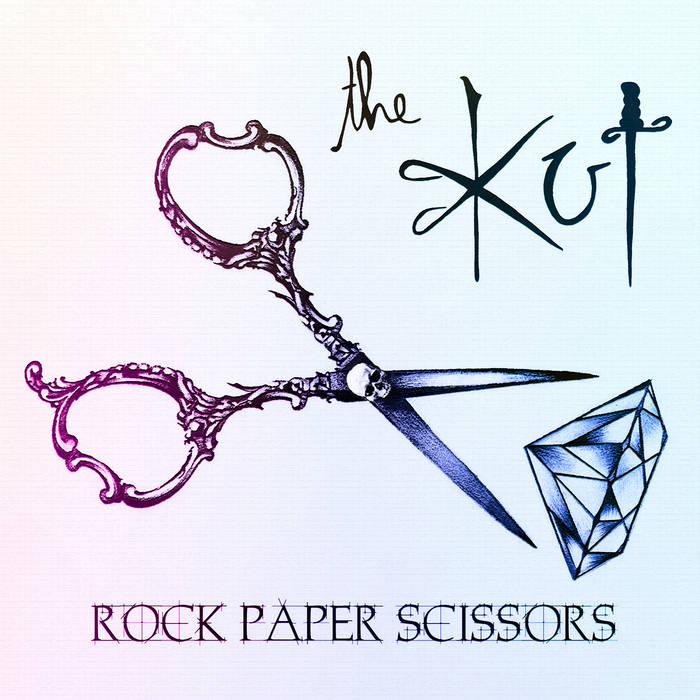 Rock Paper Scissors cover art
