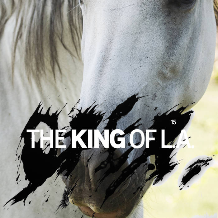 OPEP 15/20 the KING of LA cover art