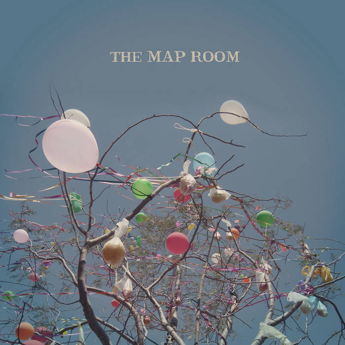 The Map Room cover art