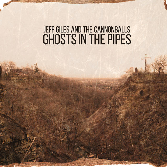 Ghosts in the Pipes cover art