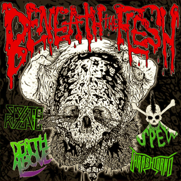 Beneath The Flesh cover art