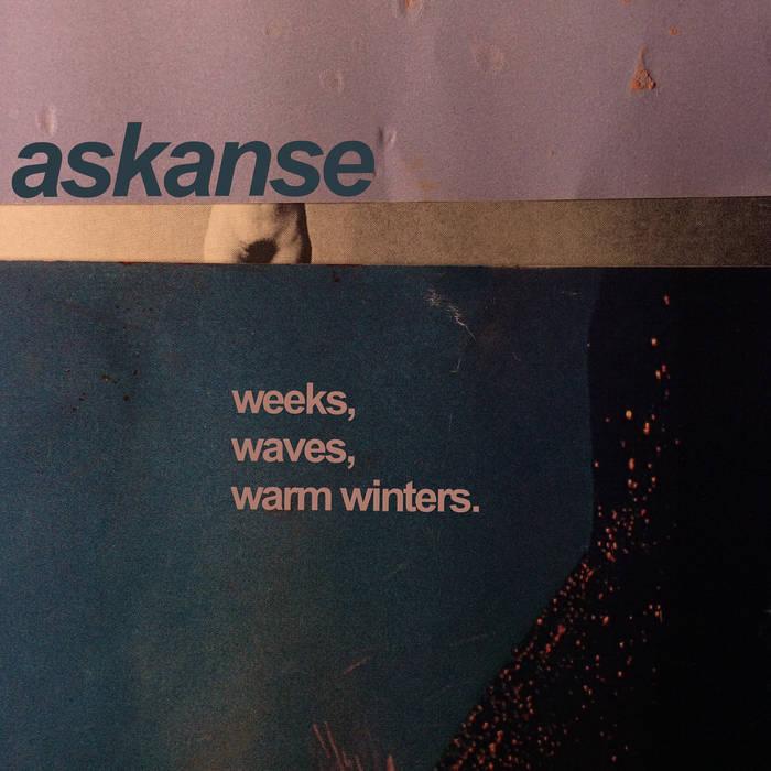 weeks, waves, warm winters cover art