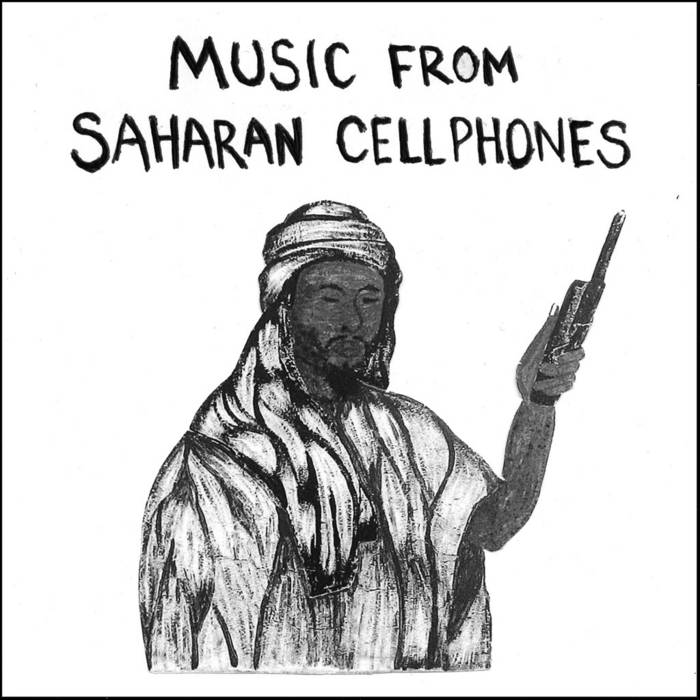 Music from Saharan Cellphones cover art
