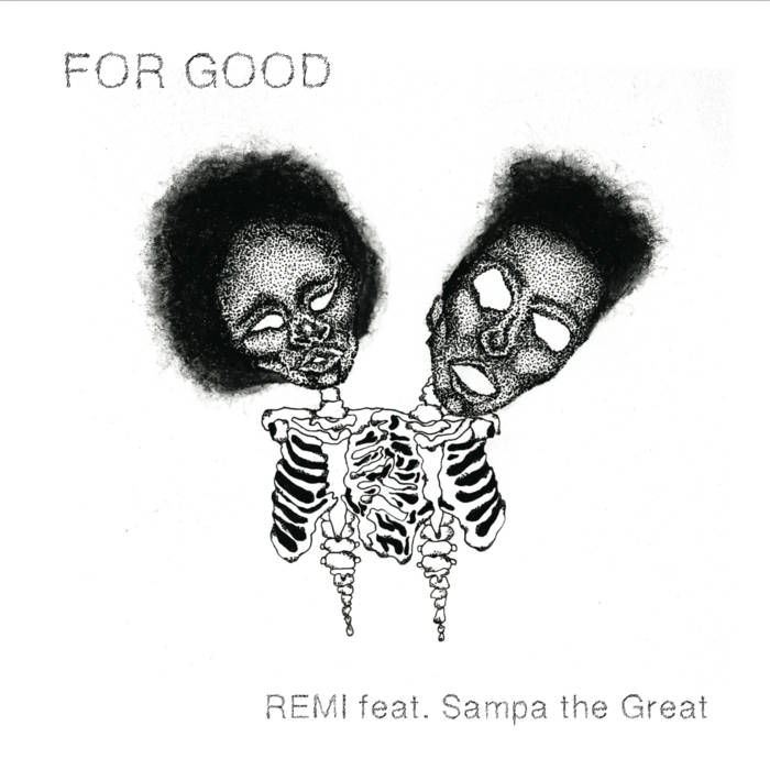 For Good (feat. Sampa the Great) cover art