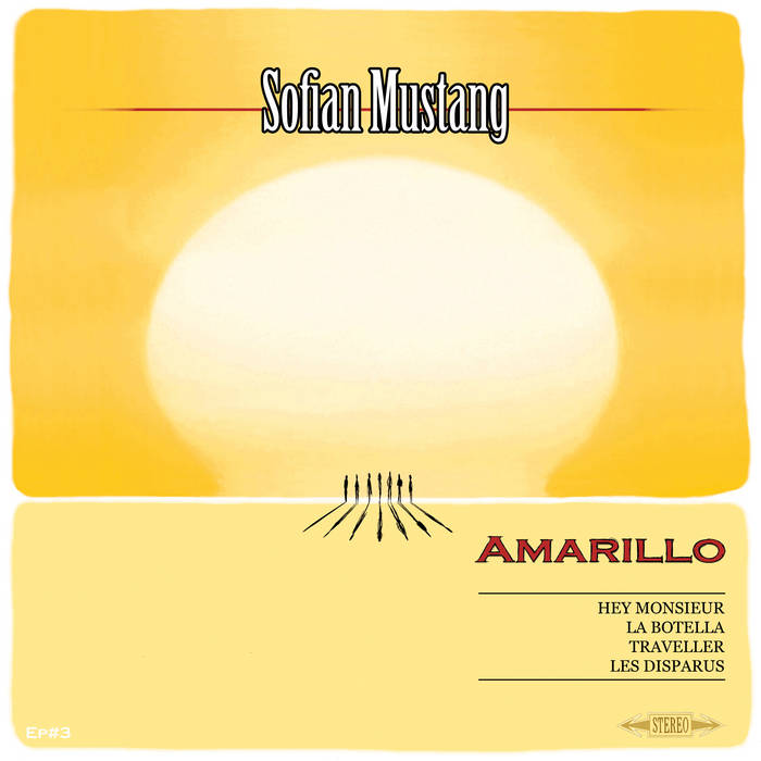 Amarillo cover art