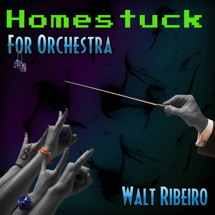 Homestuck For Orchestra EP cover art