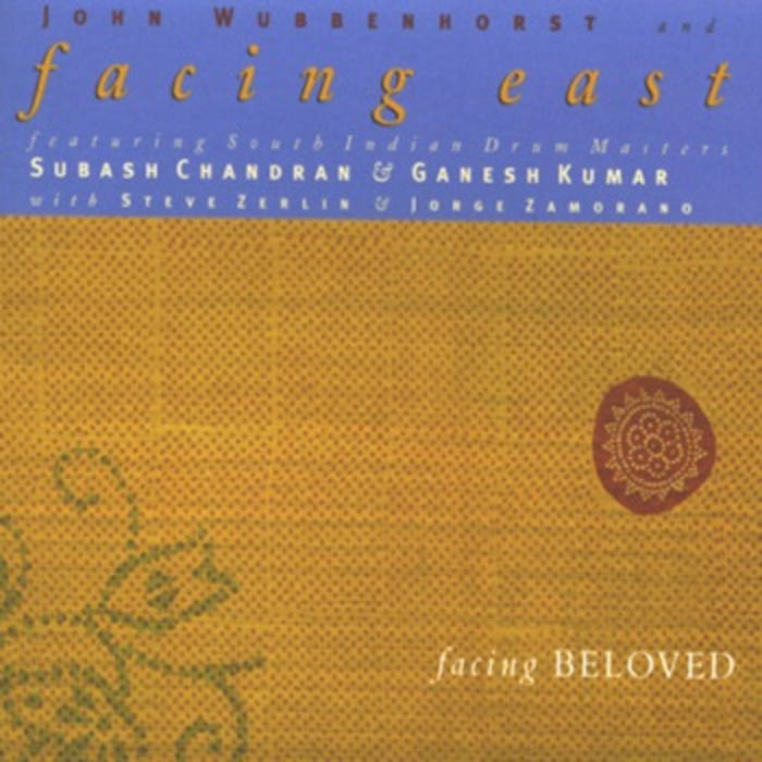 Facing Beloved cover art