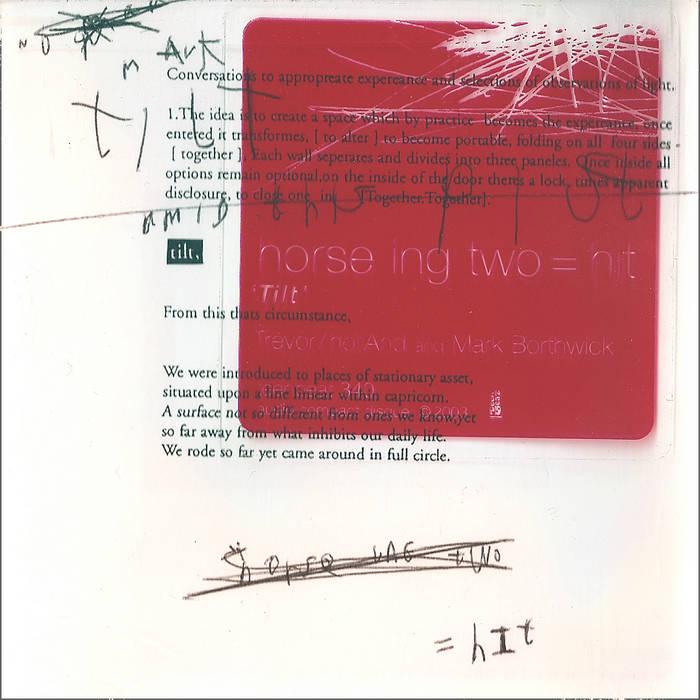 tilt w/ mark borthwick cover art