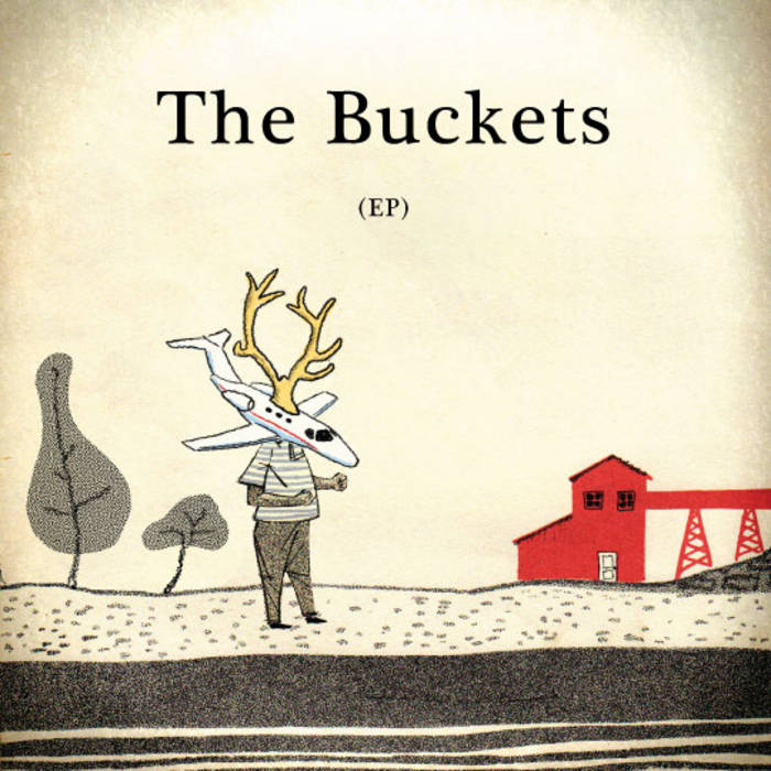 The Buckets (EP) cover art