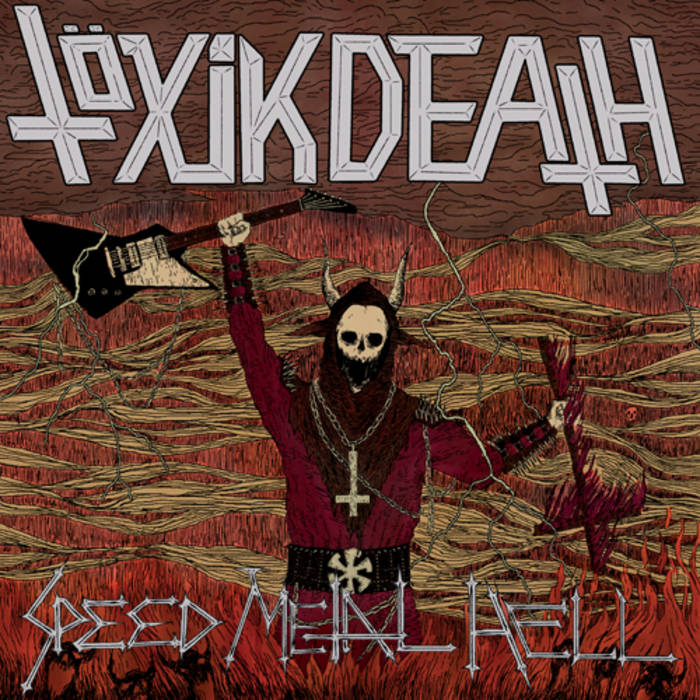 Speed Metal Hell cover art