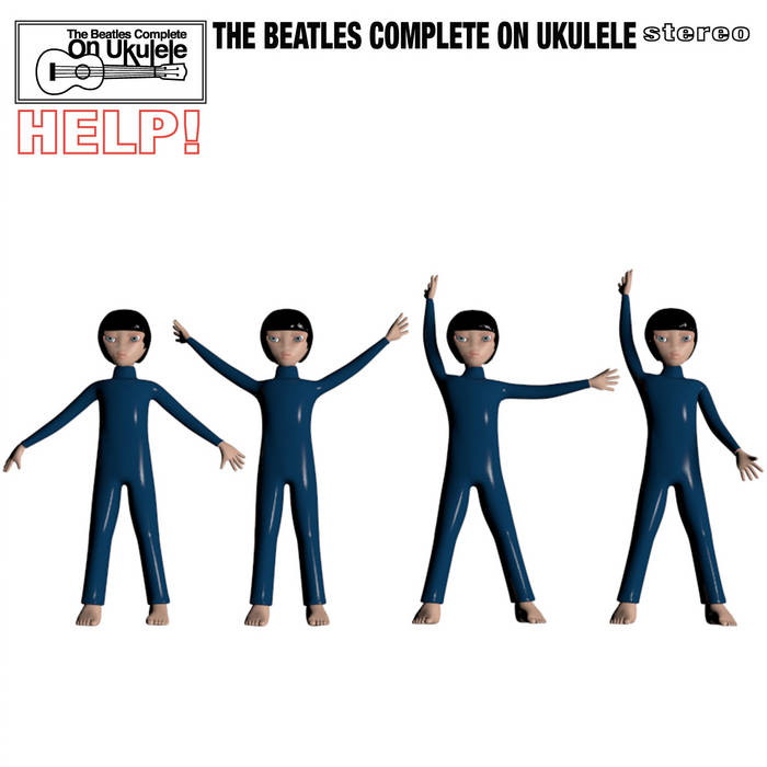 Help! cover art