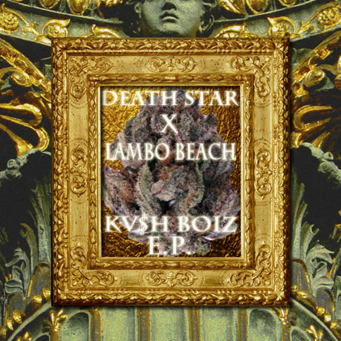 DEATH STAR X LAMBO BEACH E.P. cover art