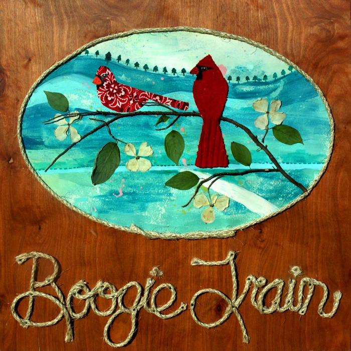 Boogie Train cover art