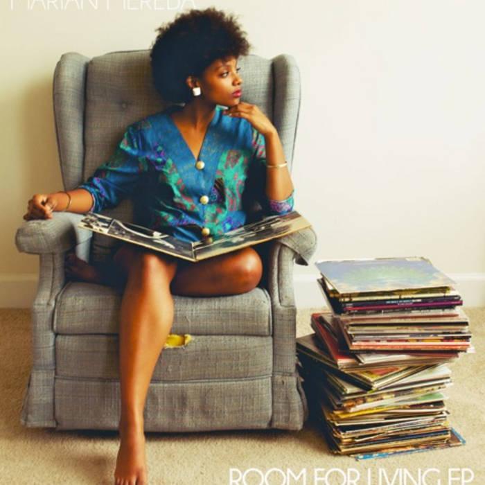 Room For Living EP cover art