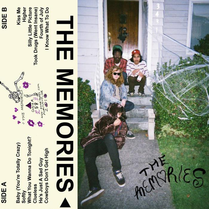 The Memories cover art