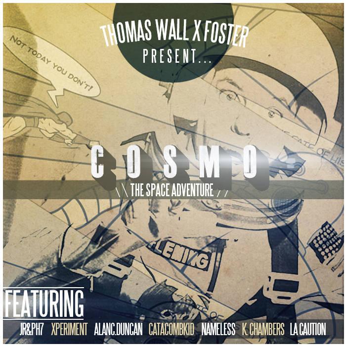 Cosmo cover art