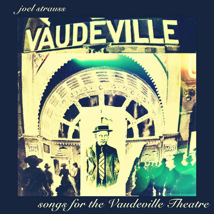 Songs For The Vaudeville Theatre (EP) cover art