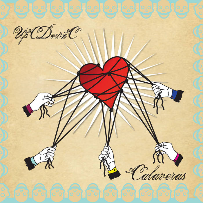 Calaveras cover art