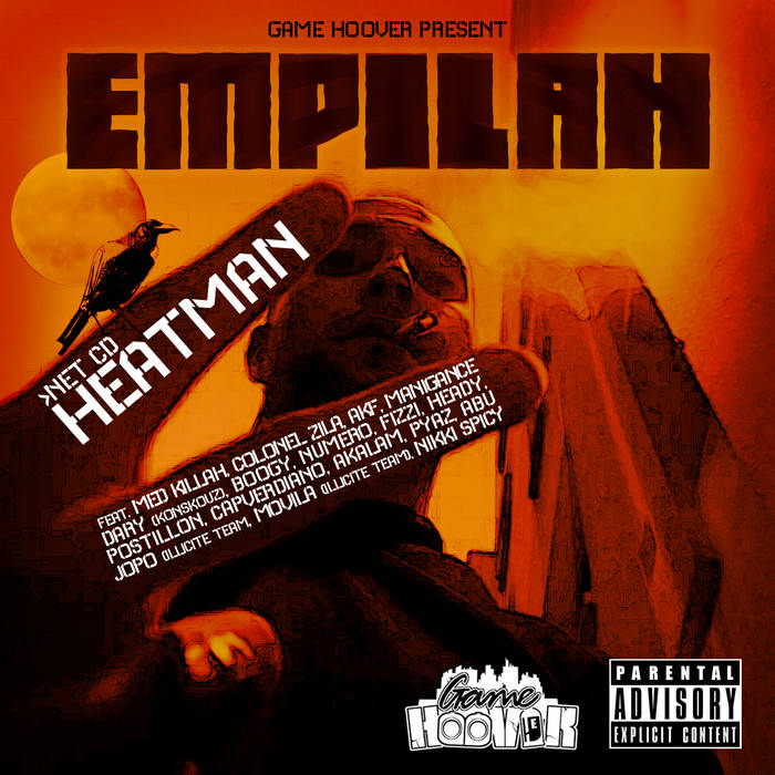 M'Pilah Netcd Heatman cover art