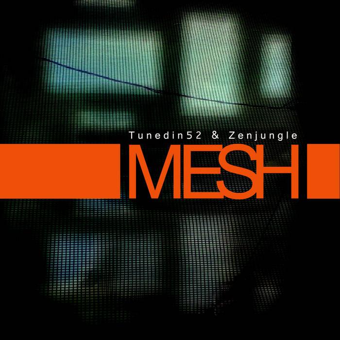Mesh cover art