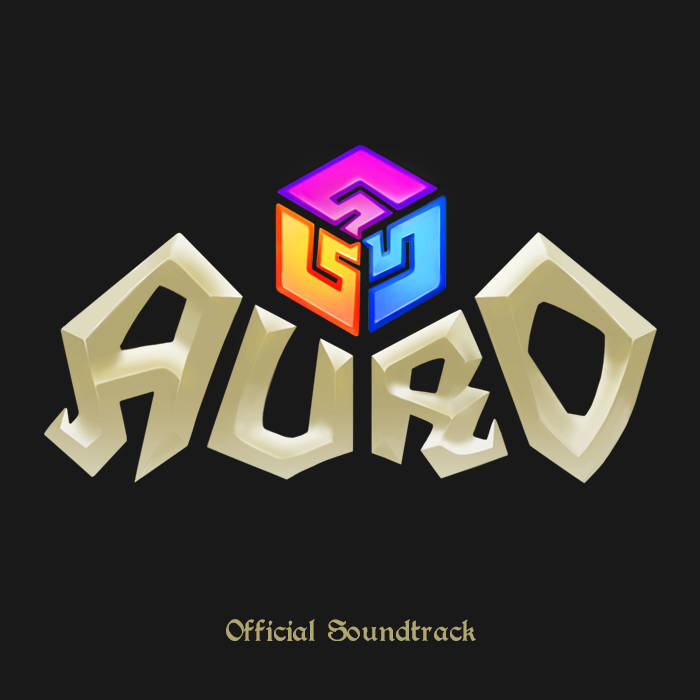 Auro: A Monster-Bumping Adventure Official Soundtrack cover art