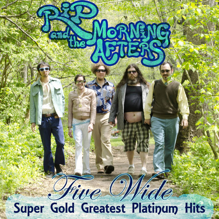 Five Wide: Super Gold Greatest Platinum Hits cover art