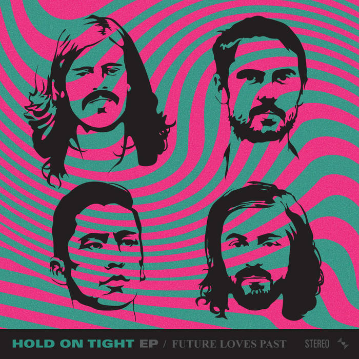 Hold On Tight EP cover art