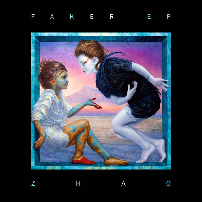 Faker EP cover art