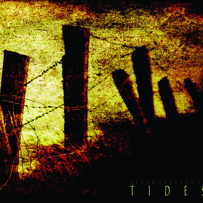 Tides EP cover art