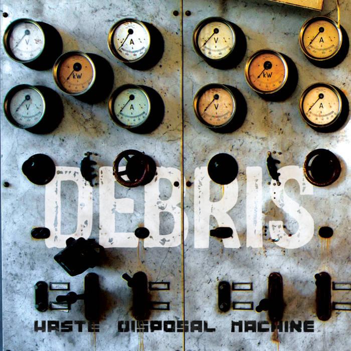 DEBRIS (Thisco | Thisk.74) cover art