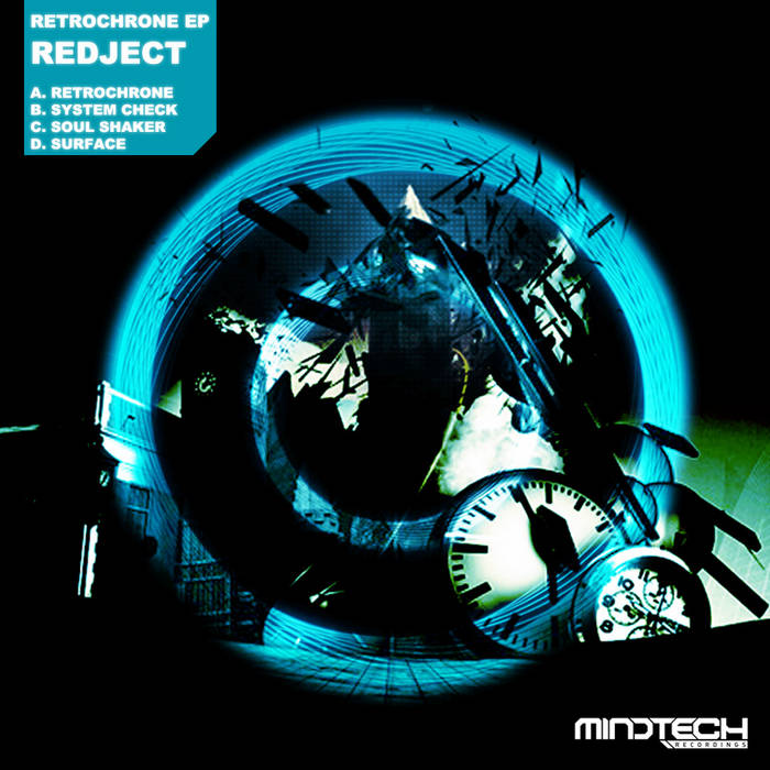 Retrochrone EP cover art