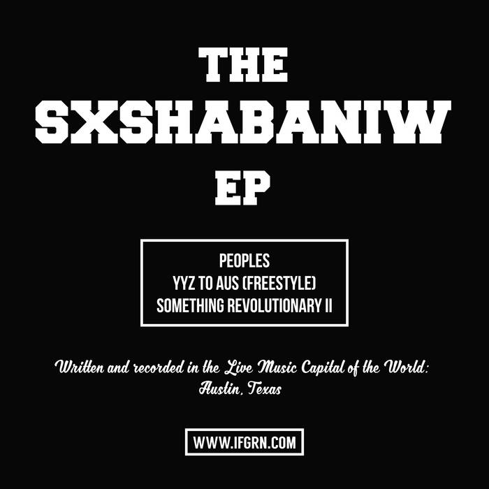 SXSHABANIW cover art