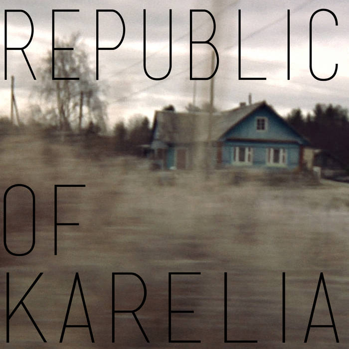 Music from the Republic of Karelia • KANTELE ENSEMBLE cover art