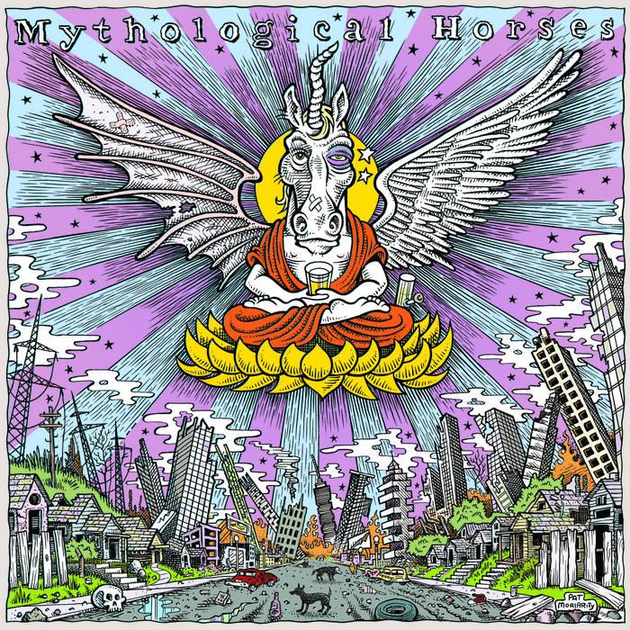 Mythological Horses cover art
