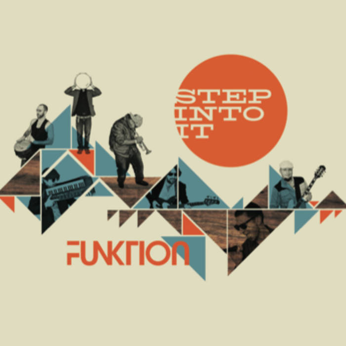 Step Into It cover art