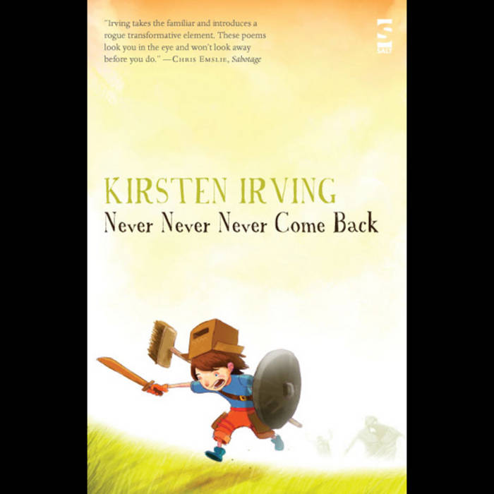 Never Never Never Come Back cover art
