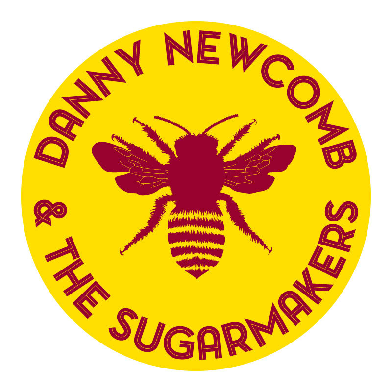 Pretty in Red by Danny Newcomb and the Sugarmakers