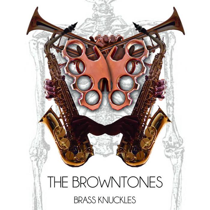 Brass Knuckles cover art
