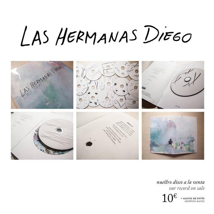 LAS HERMANAS DIEGO cover art